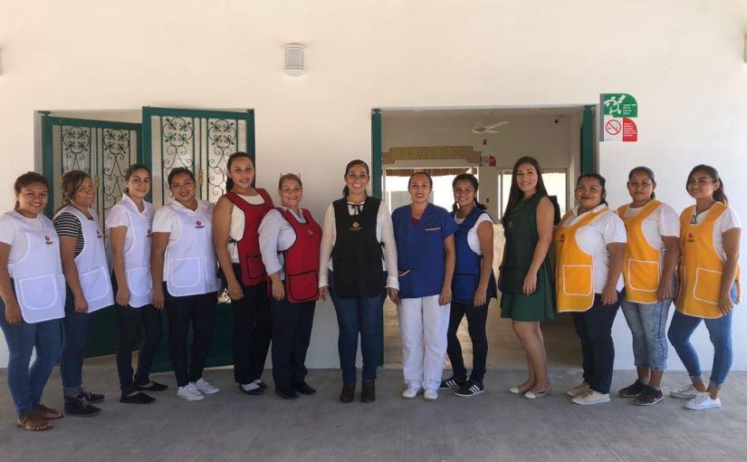Apertura e Inicio de Operaciones de Guardería del IMSS en Cancún, QuintanaRoo.