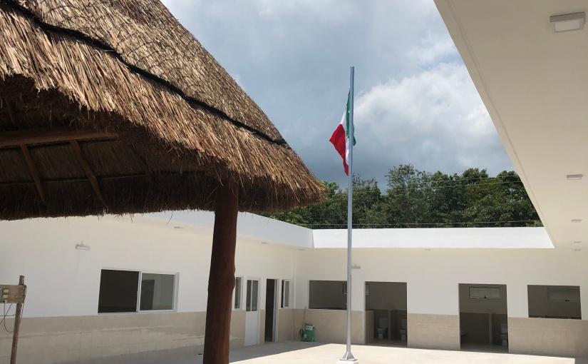 YA abrimos nuestras puertas!! Guardería del IMSS, en Cancún, Misión del Ángel2.